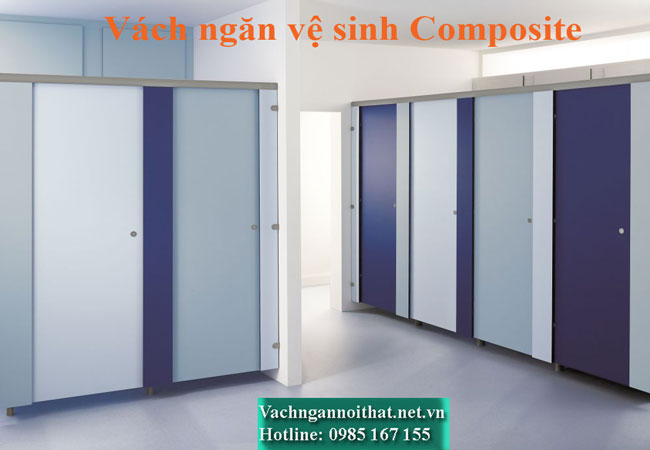 Vach ngan ve sinh composite